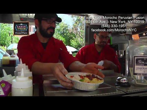 Food Truck Morocho Peruvian Fusion - New York, NY
