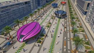 Futuristic Gyroscopic Transportation |Really| Video Viral in US