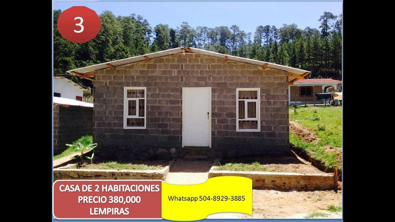 Las casas mas baratas en la esperanza intibuca doovi - Construccion de casas baratas ...