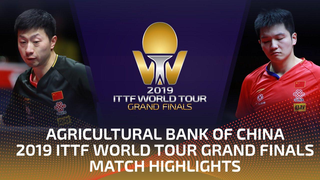 Download Ma Long vs Fan Zhendong | 2019 ITTF World Tour Grand Finals Highlights (Final)