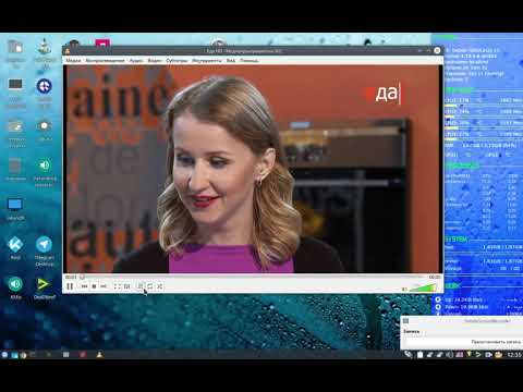 Debian 10  Ace Stream Media смотрим  174 ТВ каналов используя  HTTPAceProxy и Acey Proxy