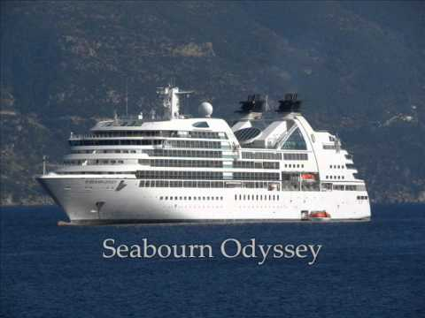 The Yachts of Seabourn Fleet