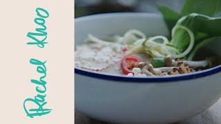 Rachel Khoo Veggie Noodle Soup