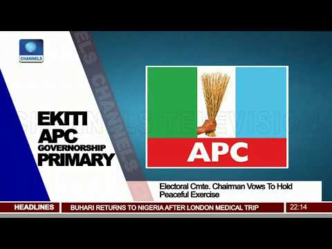 APC Supporters Clash In Court Premises In Port Harcourt Pt.1 |News@10| 11/05/18