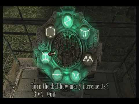 Resident Evil 4 HD - Church Insignia Puzzle Guide (Gameplay/Commentary)