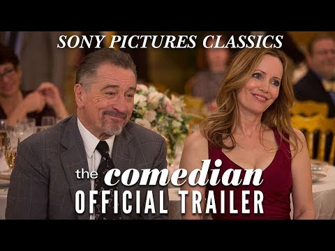 The Comedian - Official HD Trailer (2016)