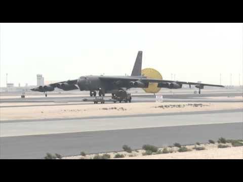US Deploys B-52 Bombers On Operation Inherent Resolve
