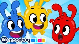 Morphle Family + More Morphle Episodes   Cartoons For Kids   Videos For Kids   Moonbug Kids