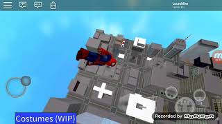 A Spider-Man Life Day (ROBLOX)