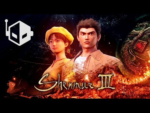 Shenmue III Gameplay [PS4]