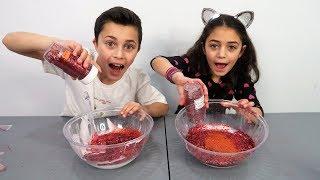 DIY Valentines Slime for Mommy!