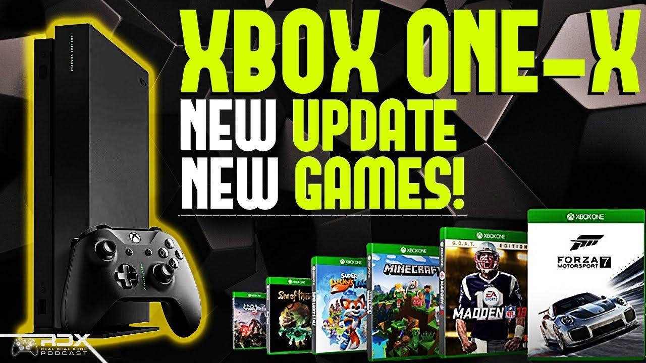 2125a08179b RDX  Xbox One X Power Boost! Destiny 2 Xbox bundle! Xbox One X Update