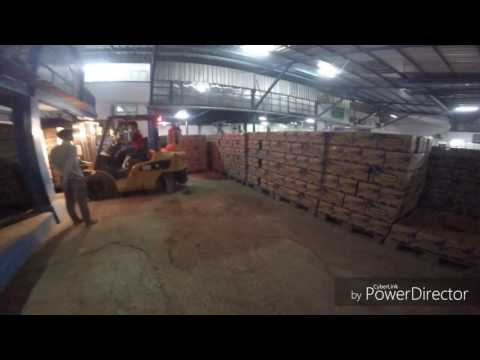VLOG#2 | Loading malam | forklift CAT 25 | Mie aceh