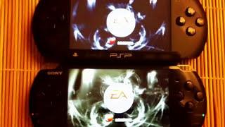 PSP e1004 street vs PSP 3004