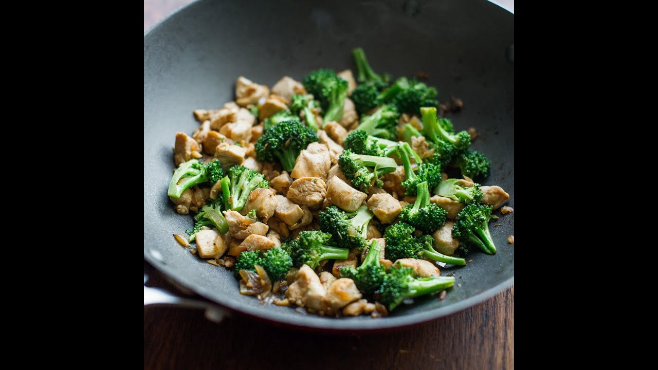 Healthy Chicken Broccoli Recipes-9913
