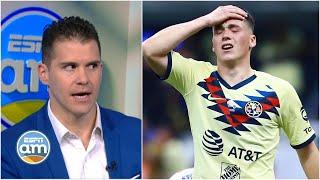 ALARMA EN AMÉRICA: Federico Viñas será baja por 5 fechas al arrancar Clausura 2020 Liga MX | ESPN AM