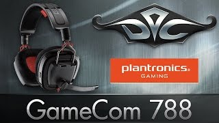 [4K] Plantronics GameCom 788. Достойно.