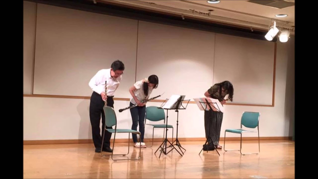 Ludwig van Beethoven - Trio For Two Oboes And English Horn ...