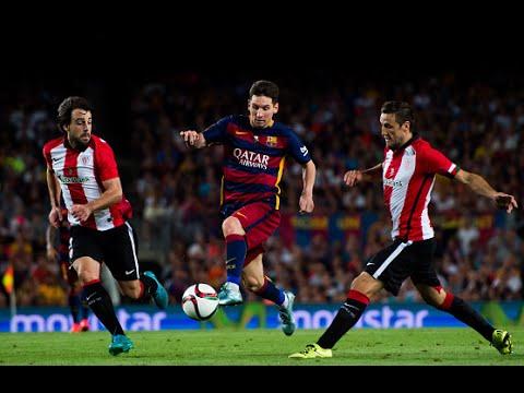Barcelona vs Athletic Bilbao 6-0 2016 All Goals ...