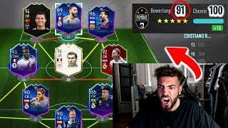 191 RATED!! 191 RATED PRIME ICON FUT DRAFT CHALLENGE FIFA 20 🔥🔥