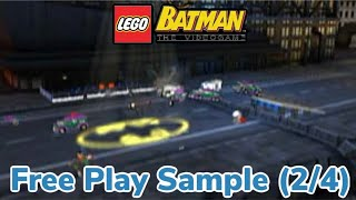 Let's Play: Lego Batman the Video-game Part 33 (Free Play Samples 2/4)