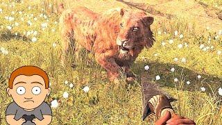 Far Cry Primal 4K Maxed Out GTX 1080 SLI HB Bridge Frame Rate Performance Test
