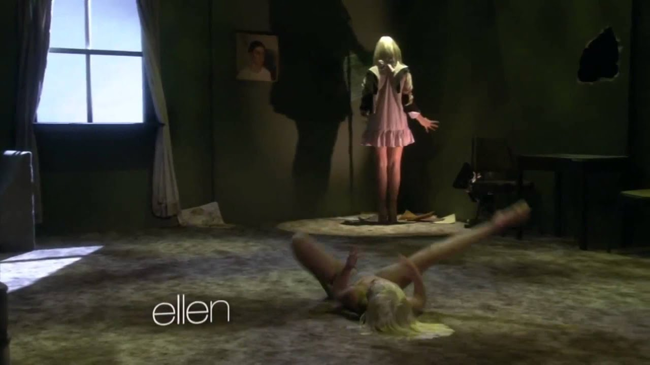 Sia Chandelier Live On The Ellen Degeneres Show Hd 1080p Link You