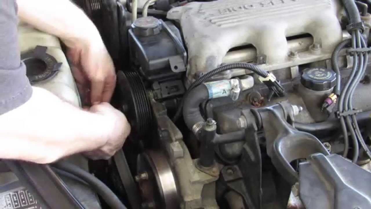 camshaft position sensor gm 3 1 easy walkthrough for anyone rh youtube com