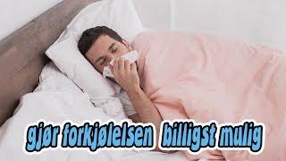 Forebygging og lindring av forkjølelse: 17 tips thumbnail