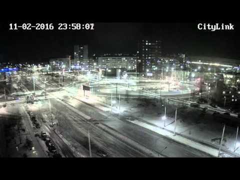 Un extraño fenómeno iluminó el cielo de Rusia