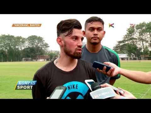 Stefano Lilipaly Jalani Latihan Bersama Timnas U-22