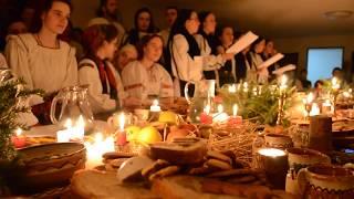 Рождественски песнопения - манастира Оаша, Румъния