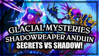 Glacial Mysteries & Shadowreaper Anduin  🍀🎲 ~ Knights of the Frozen Throne Expansion ~ Hearthsto