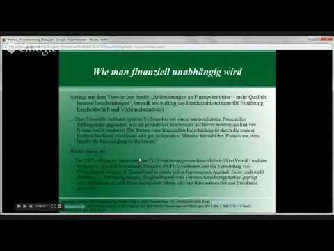 #Wie man finanziell unabhängig wird  or #How to be financially independent.