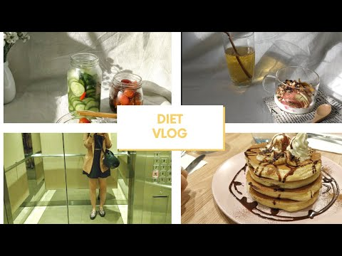 [DIET VLOG] #9 What I eat after a kpop diet? Aftermath of kpop diet thumbnail