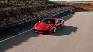 Con la nuova e dal carattere impareggiabile 488 GTB, Ferrari apre u...