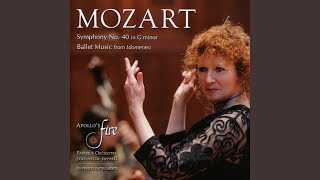 Symphony No. 40 in G Minor, K. 550: IV. Allegro assai
