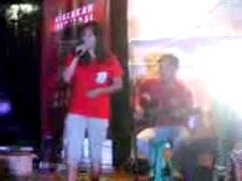 panggung sandiwara cover by Any Nalle (live at GG Mild ende)