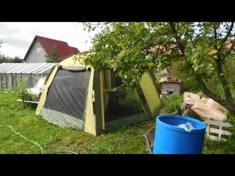 Шатер-тент World of Maverick COSMOS 600 - YouTube
