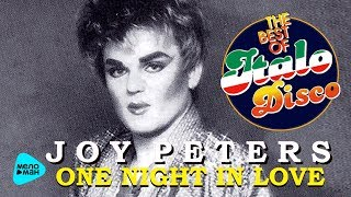 Joy Peters - One Night In Love (Album 1988) Produced Axel Breitung (Silent Circle)