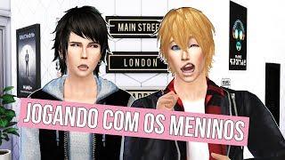 Amigas na cidade - OBA-OBA ♡ The Sims 4