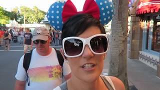 Walt Disney World Trip Vlog 2016 | HOLLYWOOD STUDIOS 4 PARKS / 1 DAY! | Day 2 Part 5 (Episode 53)