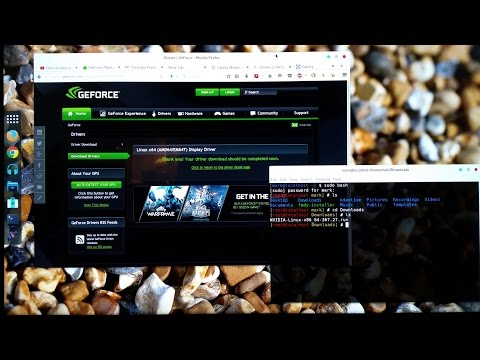 NVIDIA Driver install in Fedora Linux