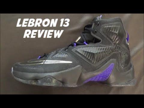timeless design a44bb 18bb2 Nike Lebron 13 Pot Of Gold Sneaker Review