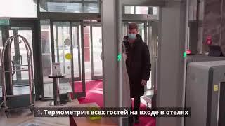 Безопасный отдых на Курорте Красная Поляна в зимнем сезоне 2021 Горнолыжный отдых