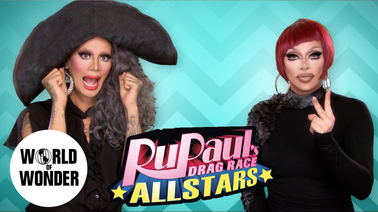FASHION PHOTO RUVIEW: All Stars 2 Ep 8 w/ Raja & Raven - RuPaul's Drag Race: Finale