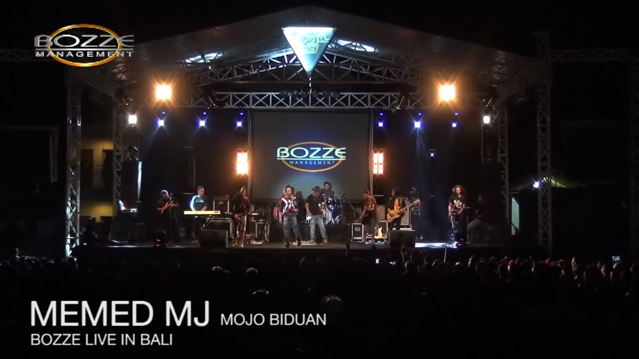 BOJO BIDUAN - MEMED MJ [ OFFICIAL KARAOKE MUSIC VIDEO LIVE BALI ...