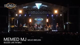 MEMED MJ - BOJO BIDUAN [ OFFICIAL KARAOKE MUSIC VIDEO LIVE BALI ]