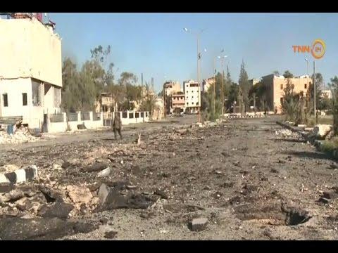 ซีเรียพบหลุมศพขนาดใหญ่ในเมืองพัลไมรา