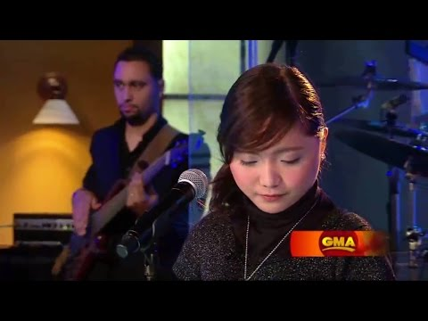 Charice — The Bodyguard Medley, on Good Morning America